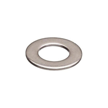 316 Stainless Steel Flat Washer - (Click for Sizes/Quantity) - Bridge Fasteners