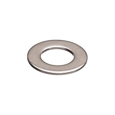 #10 Flat Washers Stainless Steel, Standard, 18-8