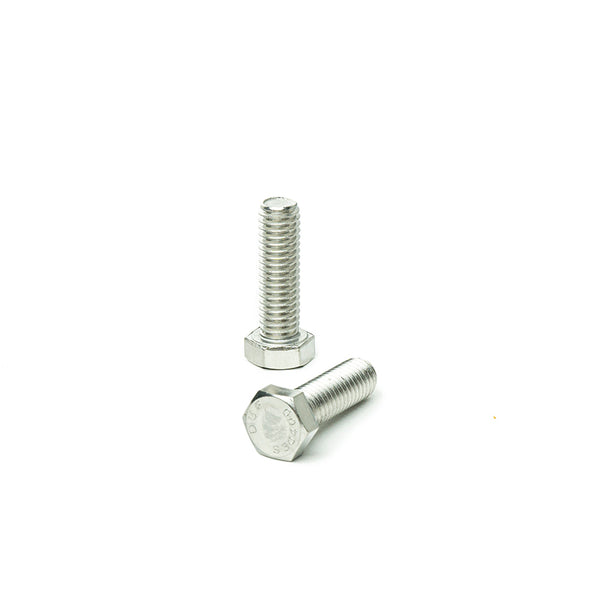 """Hex Bolts Tap Stainless Steel Full Thread 1//4/""""-20 x 1-1//4/"""" Qty 100"""