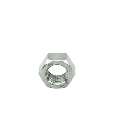 "3/4"" - 10 Hex Nuts Coarse, Stainless Steel 18-8, Plain Finish, Quantity 10"
