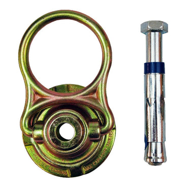 5K MEGA Swivel Anchor - 5,000-lbf / 22kN Tensile Strength - Defender Safety Products