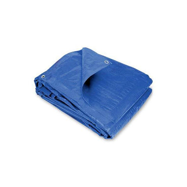 All Purpose Blue Poly Tarp (SIZES IN OPTIONS) - Bridge Fasteners