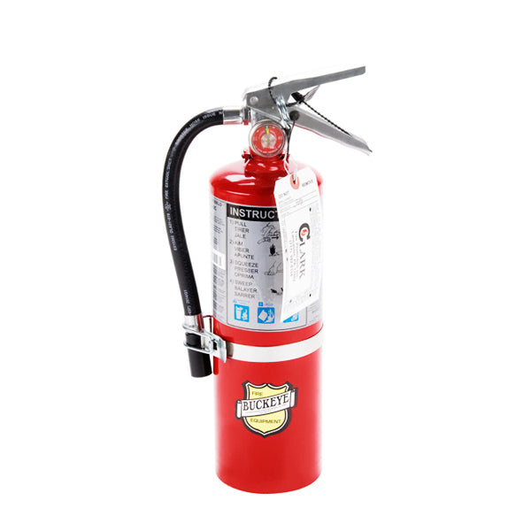 Buckeye 5, 10 and 20 lb. ABC Fire Extinguishers - Bridge Fasteners