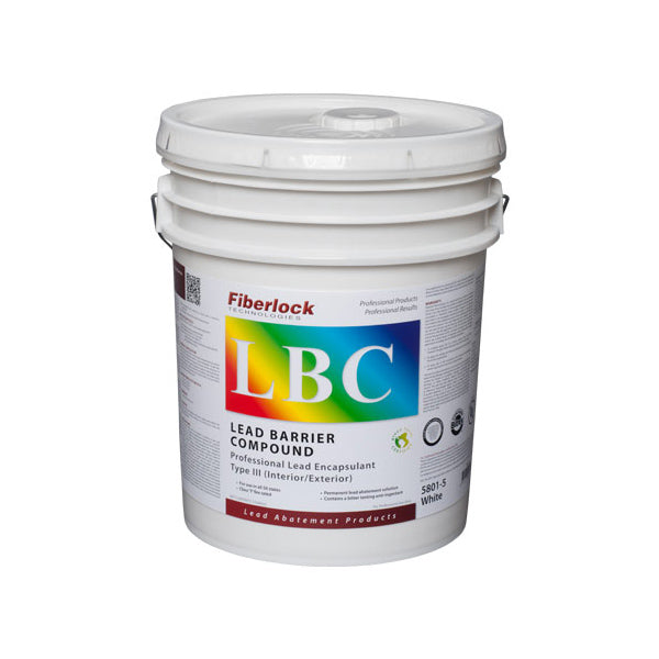 Fiberlock ™ Fiberlock LBC - Lead Barrier Compound (5 GL) - Bridge Fasteners