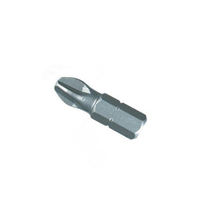 "Phillips Head Insert Bit for 1/4"" Hex Drive, #3 x 1"" Long - Bridge Fasteners"