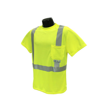 Radians ST11 Class 2 Hi-Vis T-Shirts - Bridge Fasteners