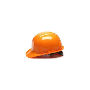 Pyramex Standard Shell Snap Lock Suspension Hard Hat (Colors Available) - Bridge Fasteners