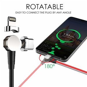 MAGNETIC CELL PHONE CHARGING CABLES