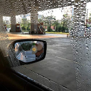 Car&Motorcycle Rearview Mirror Rainproof Film