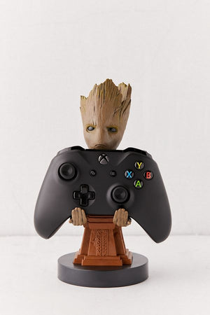 Cable Guys Groot Device Holder/Spiderman Holder/Stormtrooper Holder.