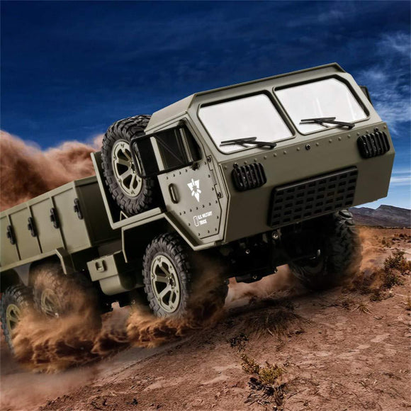 【Wow!Free shipping】-2.4GHz Military Truck Off-Road Car Gift for Adults Kids Boys