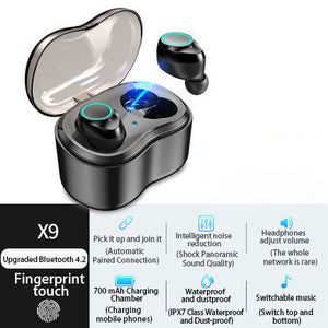 60% OFF-The Strongest True Touch Control Wireless Earbuds