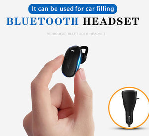 【Hot Sale!】Wireless car Bluetooth headset-Long standby--Authentic guarantee