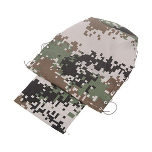 Military Vehicle RC Car Canvas Truck Hood Cover Cloth Cap For WPL B-24 1/16 RC