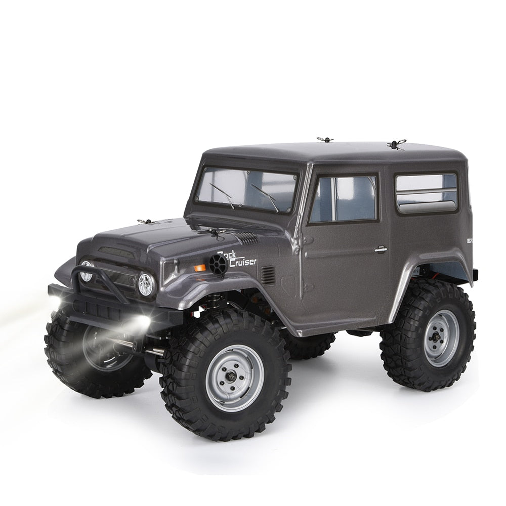 RGT Rc Car 1:10 4wd Off Road Truck Rock Crawler RTR Rock Cruiser RC-4 136100PRO 4x4 Waterproof Hobby Rc Crawlers