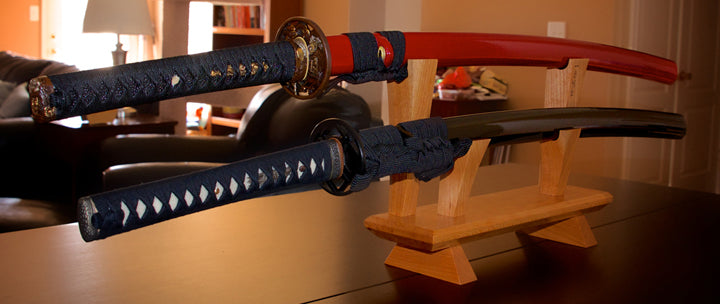 Two Weapon Katana Kake