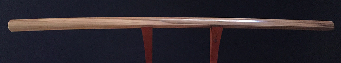 enhanced Iwama bokken