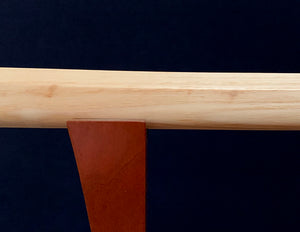 enhanced yagyu bokken detail