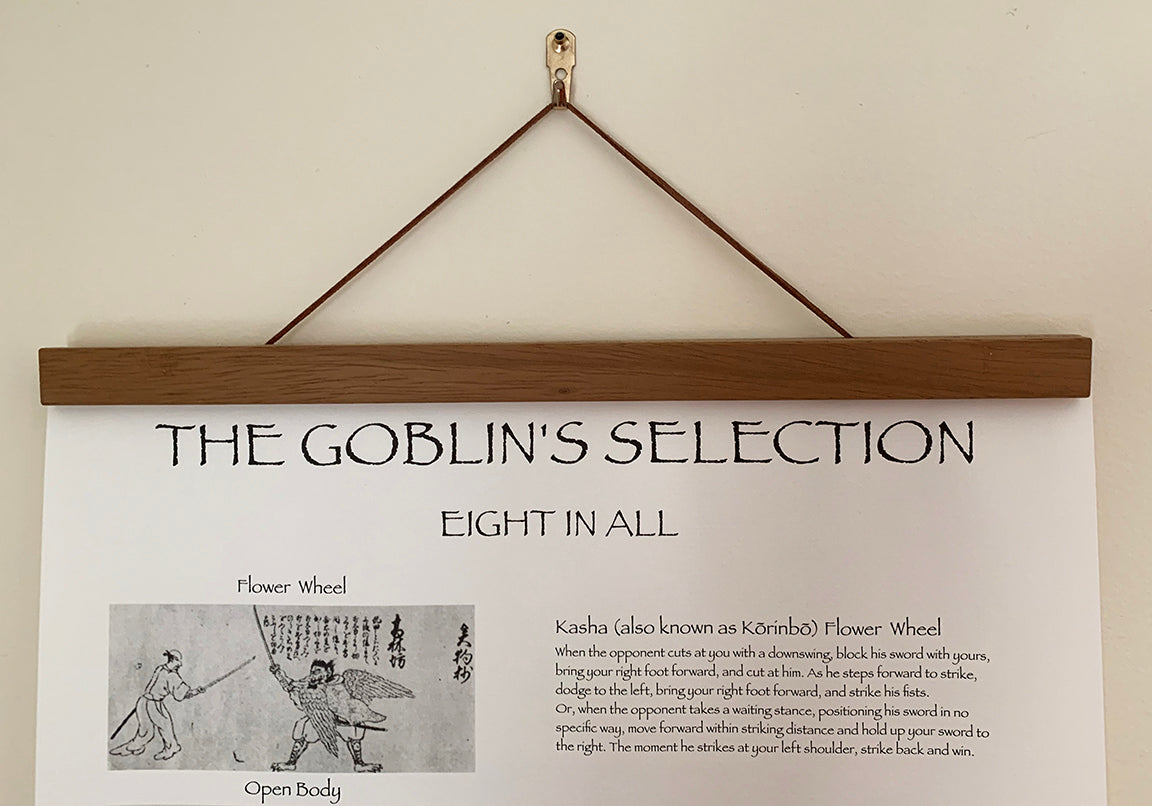 The Goblin's Selection Eight in All