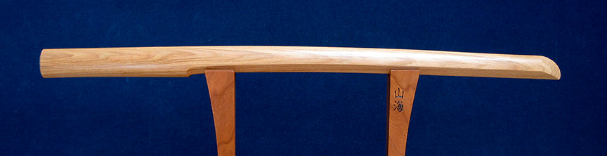 hand cut shinto short bokken