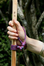 Load image into Gallery viewer, adjustable hiking stick lanyard