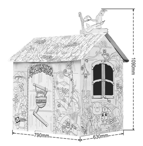 Colouring Playhouse