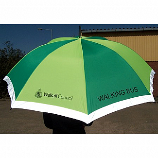 Hi-Vis Golf Style Safety Umbrella