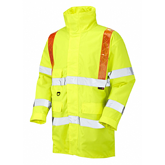 Traffic Management High vis Anorak ISO 20471 (Class 3)