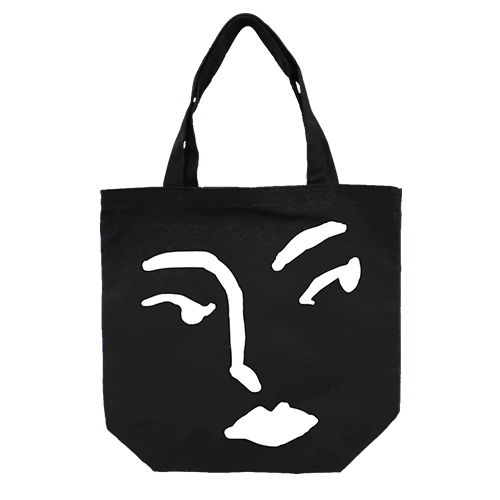 Epik High Face Tote