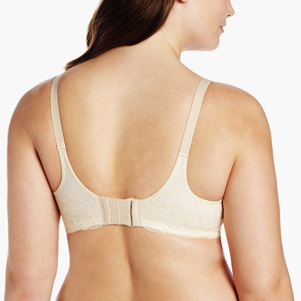 Maidenform Women's Comfort Devotion Embellished 2 Ply Bra-09451 Nude 38C