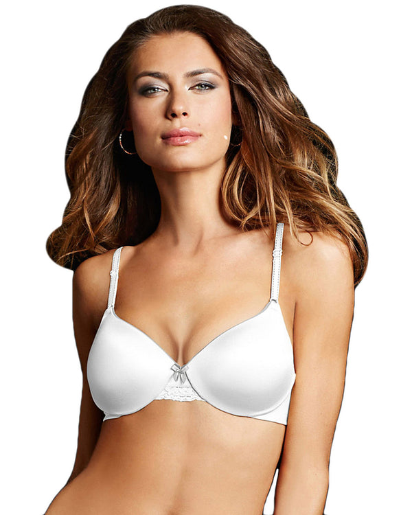Maidenform Women's Comfort Devotion Wire-Free Demi Bra 09453