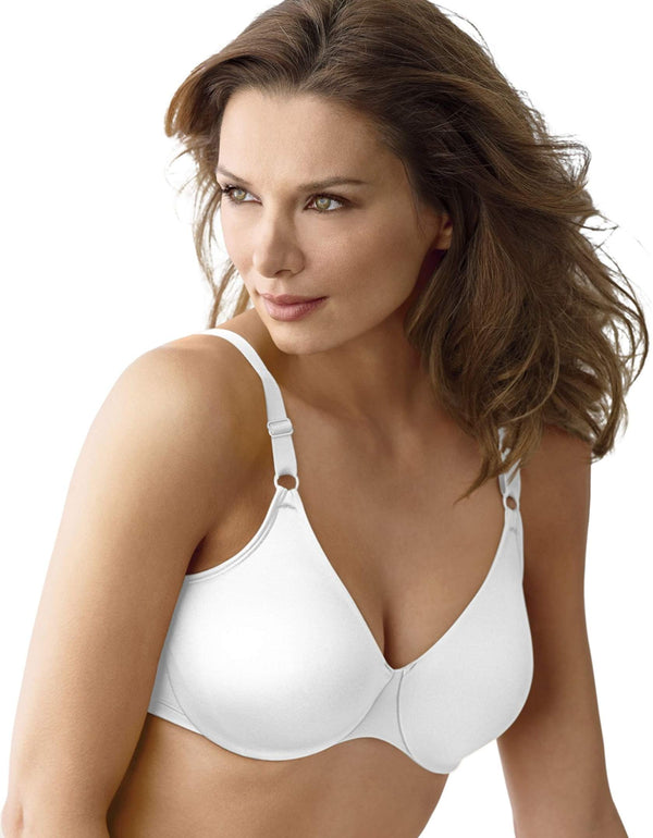 Bali Women's Powershape Back Smoothing Minimizer Bra 3474