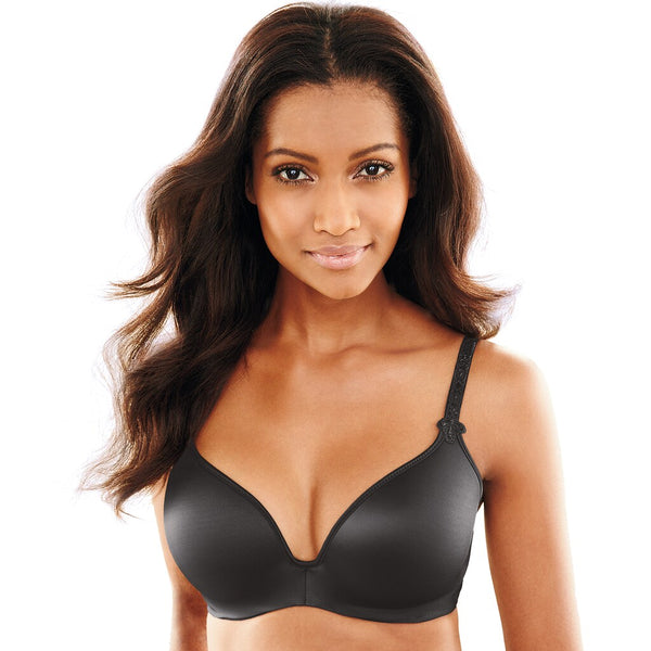 Bali Women's Comfort Indulgence Back Smoothing Foam Underwire Bra 3514