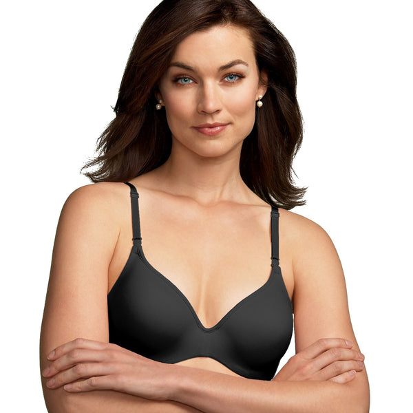 Barely There Women's Invisible Look Underwire Bra 4104