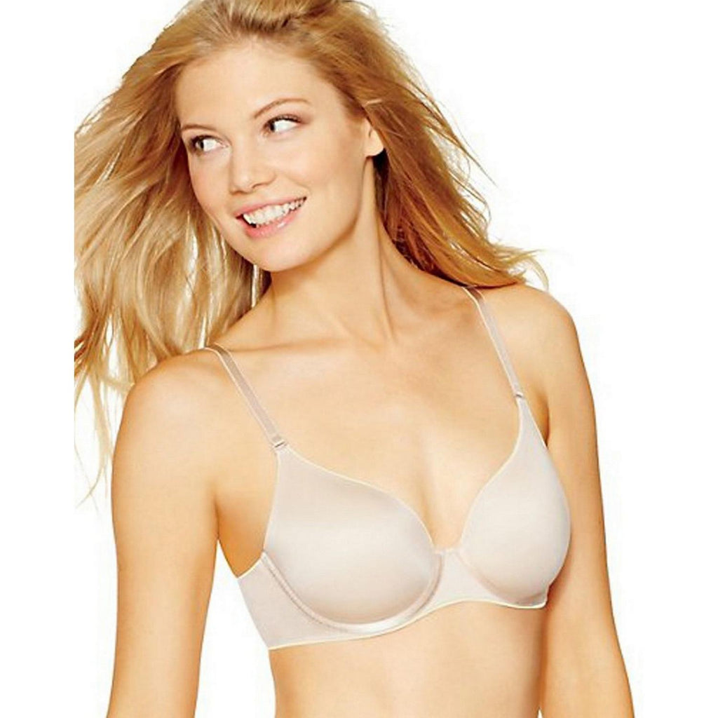 Barely There Women Simply The One Seamless Underwire Bra 5737 Natruel Bisqu 40D