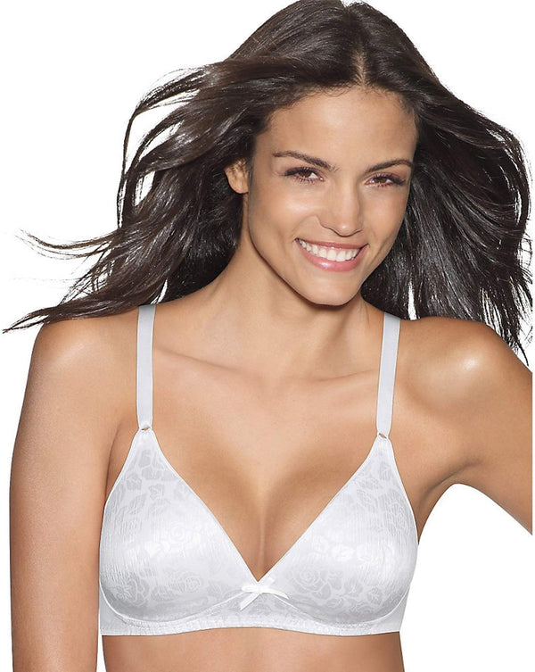 Hanes Women's Lightly Lined Seamless Wirefree Bra G304