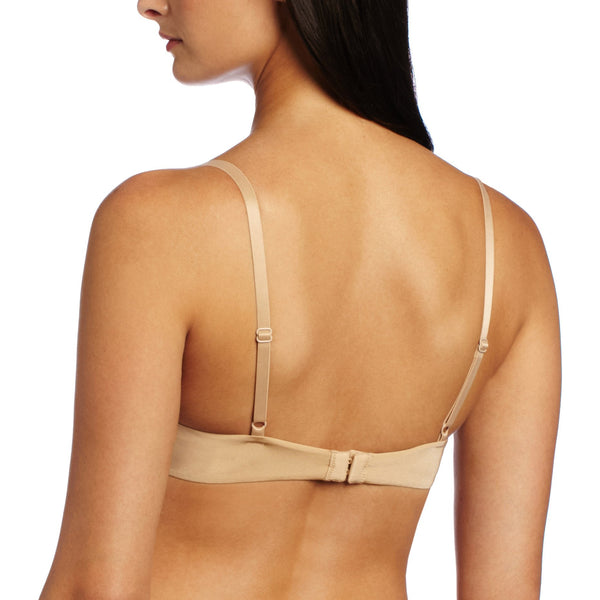 Women's Push Positive Pushup Non Wired Bra Nude 36B