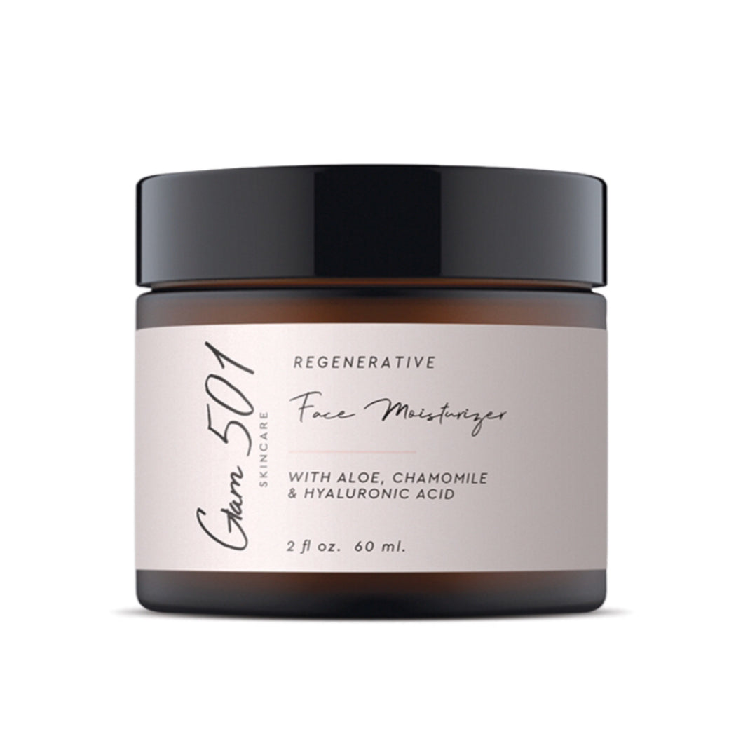 Regenerative Face Moisturizer by Glam501
