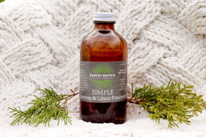SIMPLE Mattress & Linen Freshener 4oz