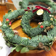 限量制定。「栄。聖誕の環」Limited Handmade Sakae Xmas Wreath