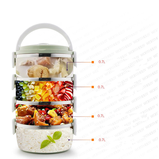 GoBento™️ Insulated Lunch Box