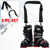 The Ski Boot Strap® 2-Piece Set