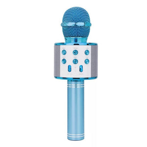 Magic Mic™️ Plug N Play Karaoke Microphone