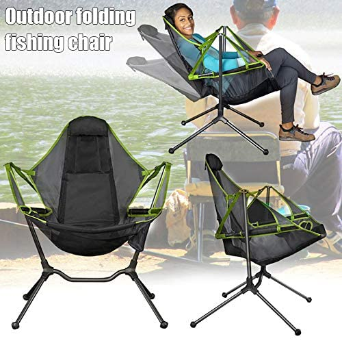 Swinging Camping Chair