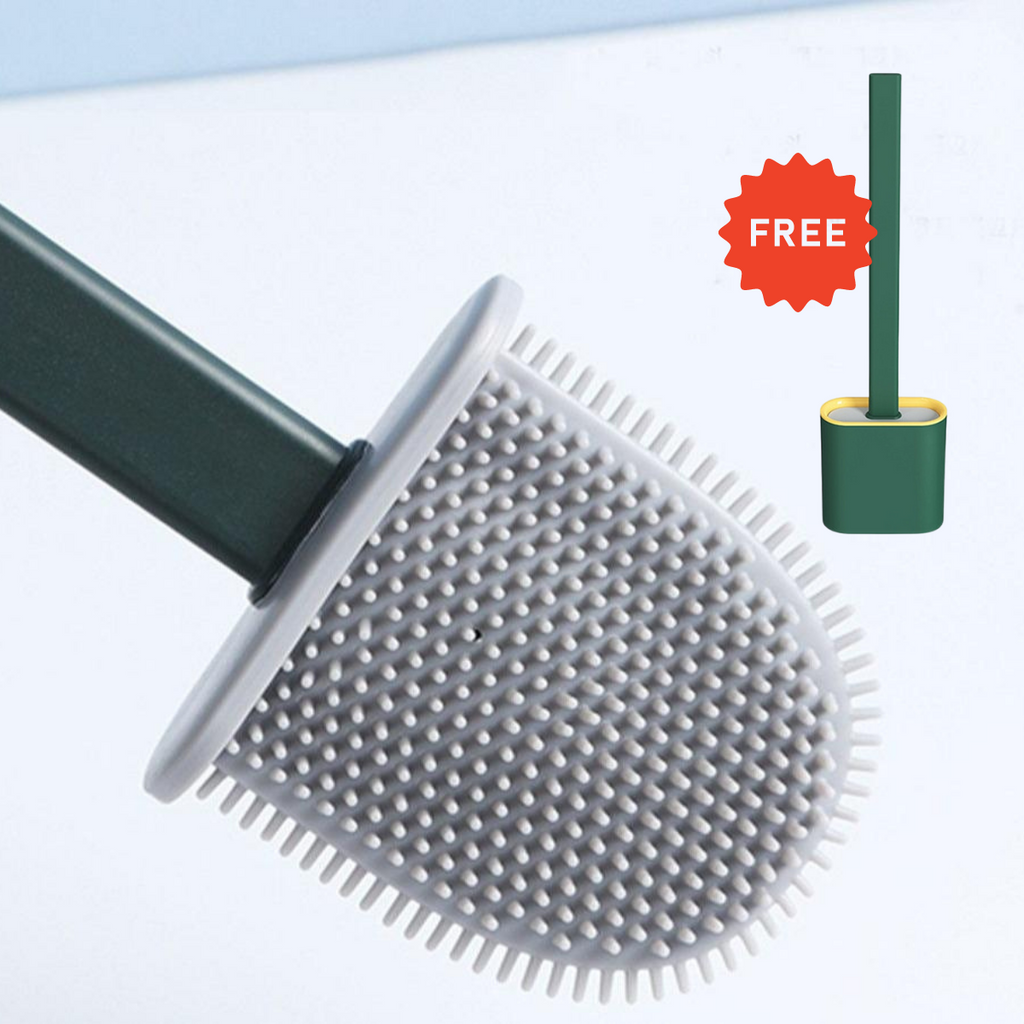 KingClean™️ Hygienic Toilet Brush Set [BUY 1 GET 1 FREE]