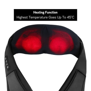 Autumn Home™️ Heated Shiatsu Massager