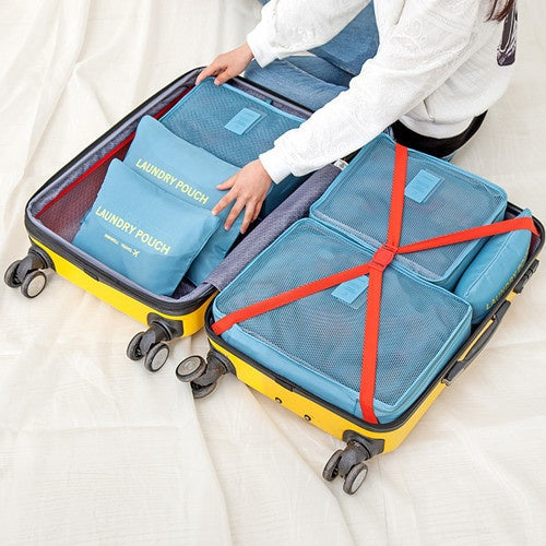 Luggage Cubes (6PCS)