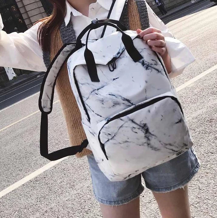 Nova Trends®Marble Design Backpack