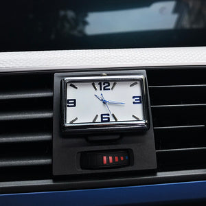 LuxTime™️ Luxurious Analog Car Clock