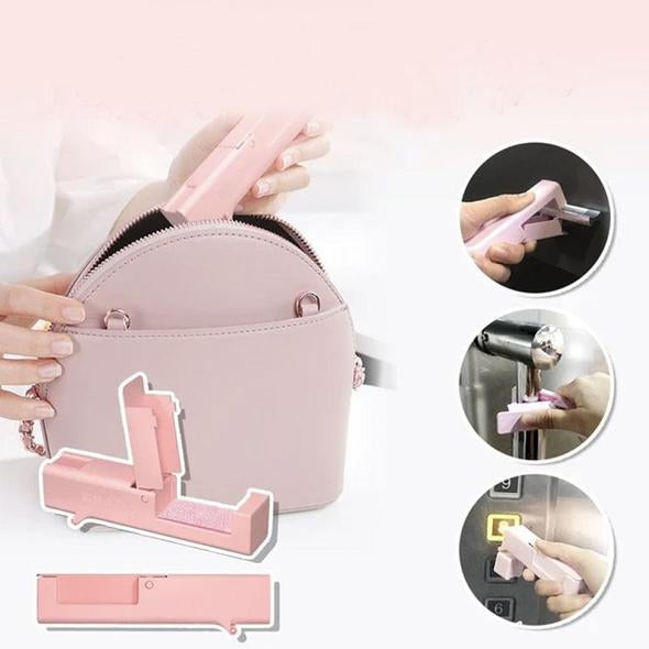 Portable Hand Push Sanitary Tool